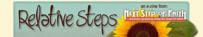 Relative Steps from Next-Step-of-Faith