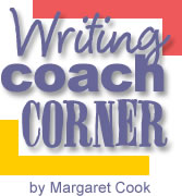 Writing Coach Corner